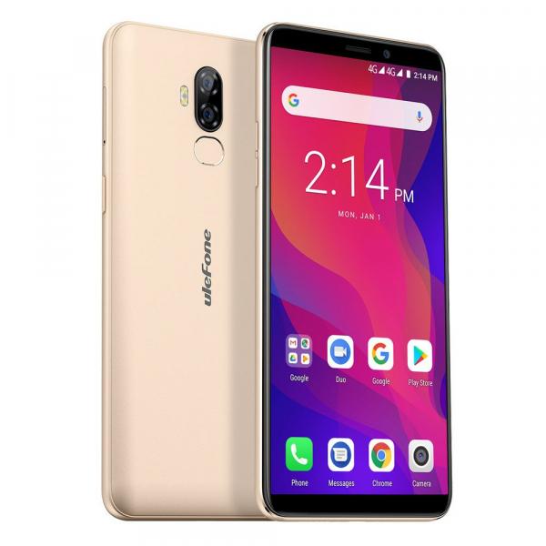 Telefon mobil Ulefone Power 3L, 4G, IPS 6.0inch, Android 8.1,MediaTek MT6739QuadCore, 2GB RAM, 16GB ROM, 6350mAh, Dual SIM 14