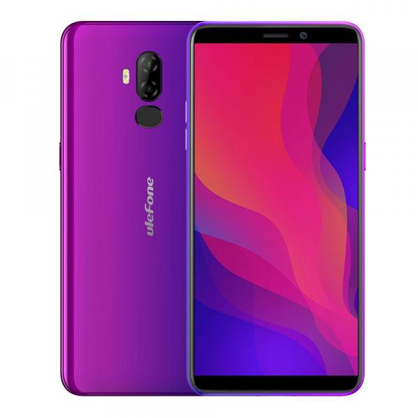 Telefon mobil Ulefone Power 3L, 4G, IPS 6.0inch, Android 8.1,MediaTek MT6739QuadCore, 2GB RAM, 16GB ROM, 6350mAh, Dual SIM 8
