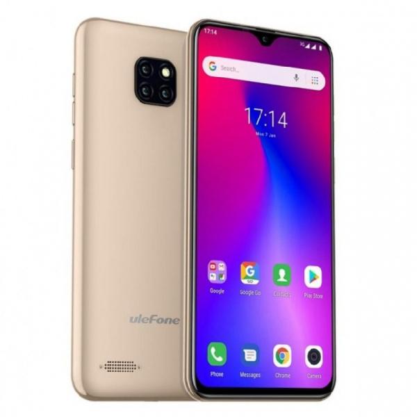 Telefon mobil Ulefone S11, IPS 6.1inch, 1GB RAM, 16GB ROM, Android 8.1, MediaTek MT6580, ARM Mali-400 MP2, QuadCore, 3500mAh, Dual Sim 7
