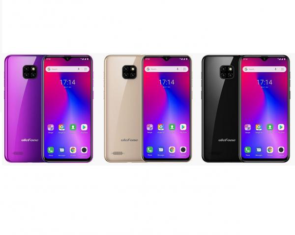 Telefon mobil Ulefone S11, IPS 6.1inch, 1GB RAM, 16GB ROM, Android 8.1, MediaTek MT6580, ARM Mali-400 MP2, QuadCore, 3500mAh, Dual Sim 0