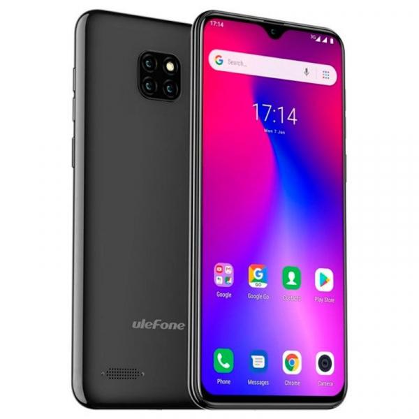 Telefon mobil Ulefone S11, IPS 6.1inch, 1GB RAM, 16GB ROM, Android 8.1, MediaTek MT6580, ARM Mali-400 MP2, QuadCore, 3500mAh, Dual Sim 12