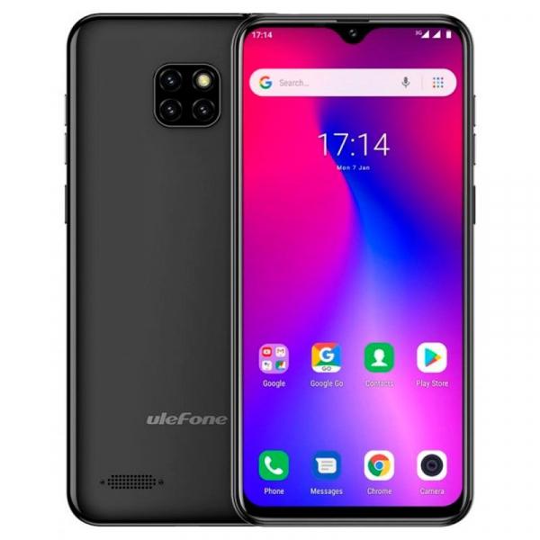 Telefon mobil Ulefone S11, IPS 6.1inch, 1GB RAM, 16GB ROM, Android 8.1, MediaTek MT6580, ARM Mali-400 MP2, QuadCore, 3500mAh, Dual Sim 11