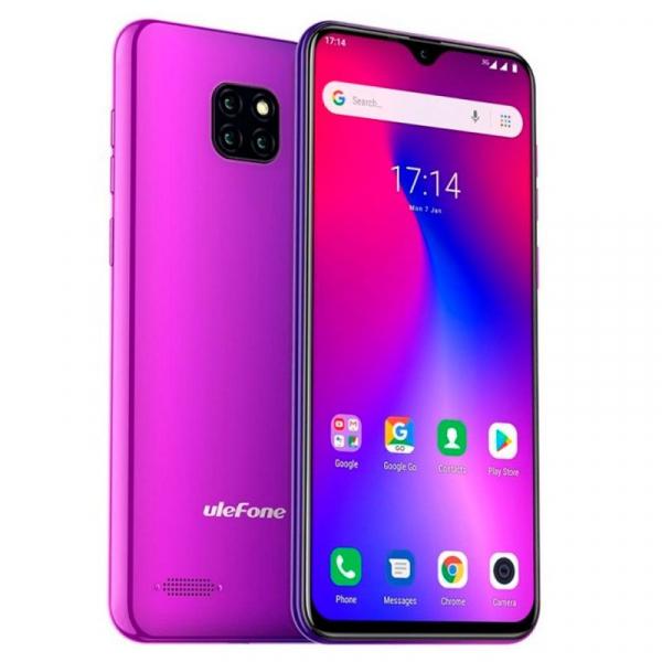 Telefon mobil Ulefone S11, IPS 6.1inch, 1GB RAM, 16GB ROM, Android 8.1, MediaTek MT6580, ARM Mali-400 MP2, QuadCore, 3500mAh, Dual Sim 2