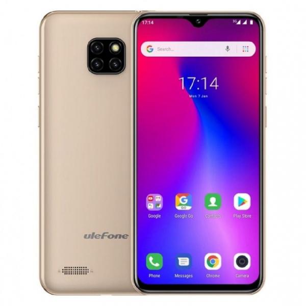Telefon mobil Ulefone S11, IPS 6.1inch, 1GB RAM, 16GB ROM, Android 8.1, MediaTek MT6580, ARM Mali-400 MP2, QuadCore, 3500mAh, Dual Sim 6