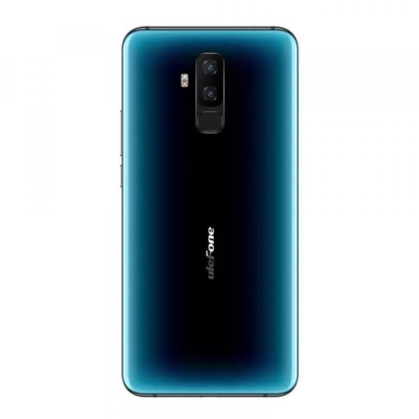 Telefon mobil Ulefone T2, 6GB RAM, 128GB ROM, Android 9.0, MediaTek Helio P70, ARM Mali-G72 MP3, Octa-Core, 6.7 inch, 4200 mAh, Dual SIM 4