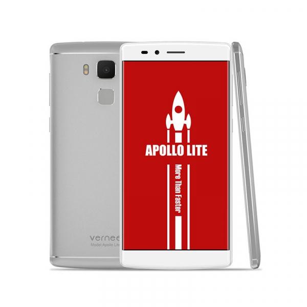 Telefon mobil Vernee Apollo Lite 4G, 5.5  inchi, 4K FullHD, Amprenta, 16 MP, 4GB RAM, 32GB ROM, Dual SIM 2