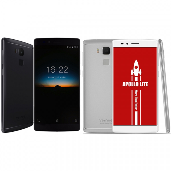 Telefon mobil Vernee Apollo Lite 4G, 5.5  inchi, 4K FullHD, Amprenta, 16 MP, 4GB RAM, 32GB ROM, Dual SIM 0