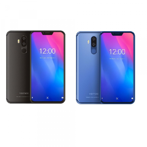 Telefon mobil Vernee M8 Pro, IPS 6.2inch, OctaCore, 6GB RAM, 64GB ROM, Android 8.1, Face ID, Incarcare Wireles, NFC, 4100mAh, AI Camera 0