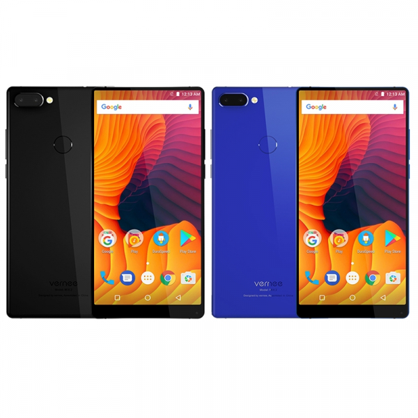Telefon mobil Vernee Mix 2 4G VoLTe, 6.0 inchi, Full HD, Amprenta, 13 MP, 4GB RAM, 64GB ROM, Dual SIM 0