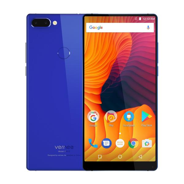 Telefon mobil Vernee Mix 2 4G VoLTe, 6.0 inchi, Full HD, Amprenta, 13 MP, 4GB RAM, 64GB ROM, Dual SIM 2