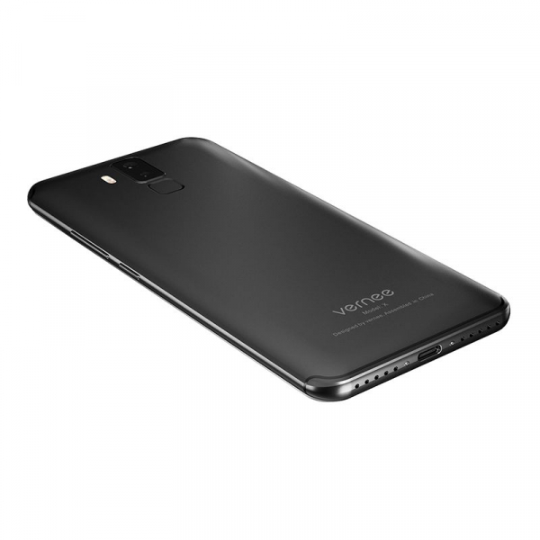 Vernee X1 4G, Ecran curbat 6.0 inch, Reconoastere Faciala, Amprenta, Android 7.1, Helio P23 Octa Core, 6GB RAM 64GB ROM 9