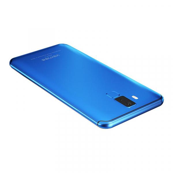 Vernee X1 4G, Ecran curbat 6.0 inch, Reconoastere Faciala, Amprenta, Android 7.1, Helio P23 Octa Core, 6GB RAM 64GB ROM 12