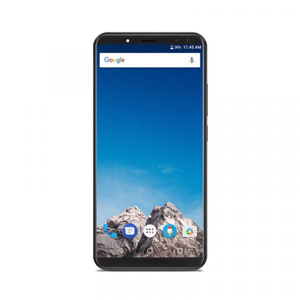 Vernee X1 4G, Ecran curbat 6.0 inch, Reconoastere Faciala, Amprenta, Android 7.1, Helio P23 Octa Core, 6GB RAM 64GB ROM 3