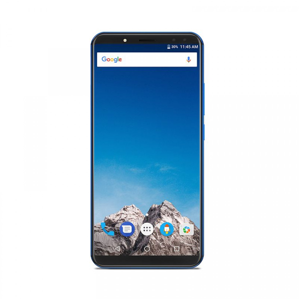 Vernee X1 4G, Ecran curbat 6.0 inch, Reconoastere Faciala, Amprenta, Android 7.1, Helio P23 Octa Core, 6GB RAM 64GB ROM 4