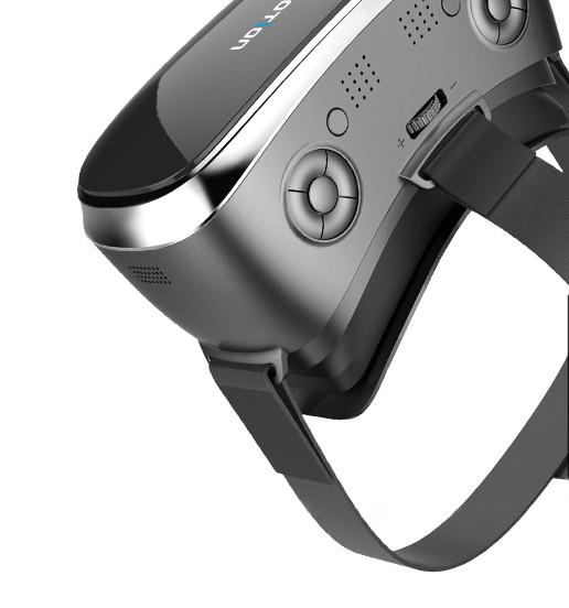 Ochelari realitate virtuala VR Motion V3H PRO All in One, 3gb ram, display 2k incorporat, controller, telecomanda 1