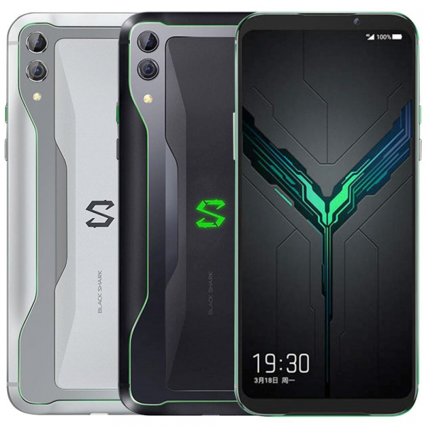 Telefon mobil Xiaomi Black Shark 2 Gaming Phone, 12GB RAM, 256GB ROM, Snapdragon 855, Octa Core, Android 9.0, 48MP+12MP, 4000mAh 0