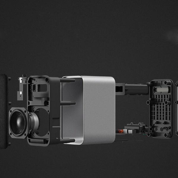 Xiaomi boxe bluetooth stereo din aluminiu pentru PC/Laptop cu DSP, 2 x 12W 5
