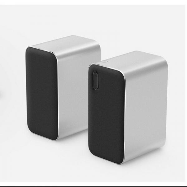 Xiaomi boxe bluetooth stereo din aluminiu pentru PC/Laptop cu DSP, 2 x 12W 1