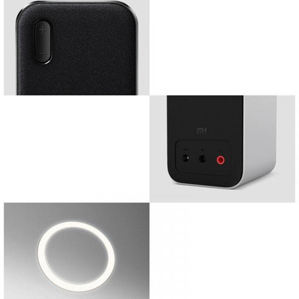 Xiaomi boxe bluetooth stereo din aluminiu pentru PC/Laptop cu DSP, 2 x 12W 4