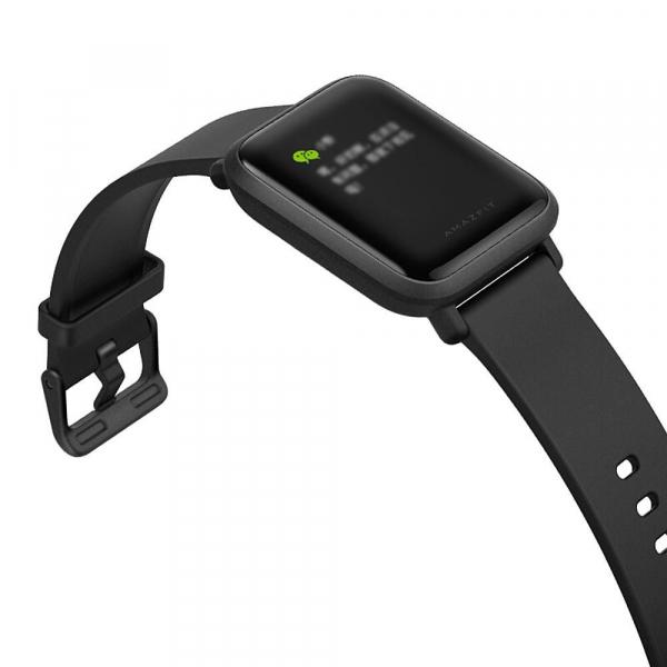 Smartwatch Xiaomi Huami Amazfit Bip Lite, GPS, Bluetooth, Waterproof IP68, 1.28 inch, Giroscop, Monitorizare ritm cardiac 4