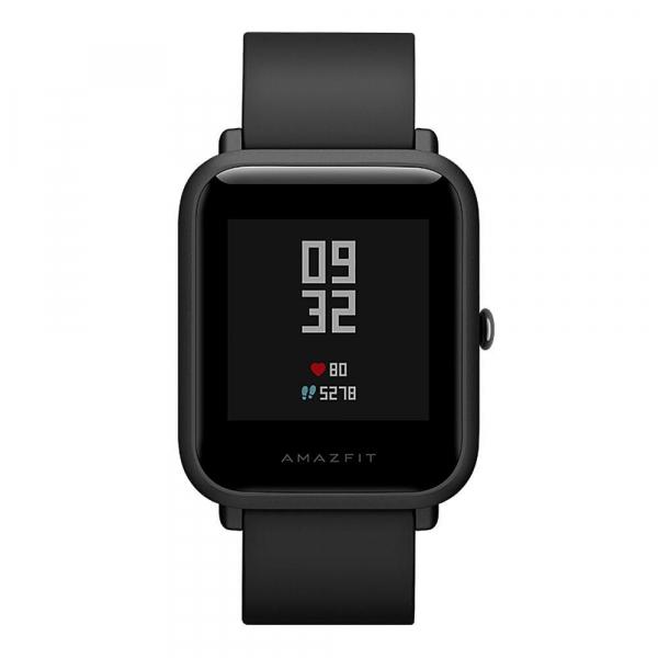 Smartwatch Xiaomi Huami Amazfit Bip Lite, GPS, Bluetooth, Waterproof IP68, 1.28 inch, Giroscop, Monitorizare ritm cardiac 1