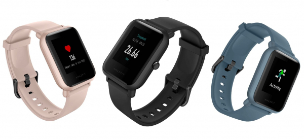 Smartwatch Xiaomi Huami Amazfit Bip Lite, GPS, Bluetooth, Waterproof IP68, 1.28 inch, Giroscop, Monitorizare ritm cardiac 0