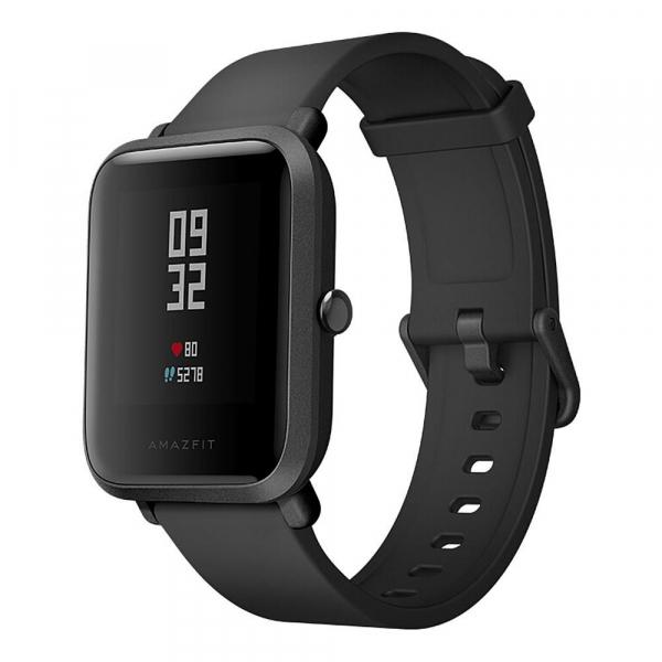 Smartwatch Xiaomi Huami Amazfit Bip Lite, GPS, Bluetooth, Waterproof IP68, 1.28 inch, Giroscop, Monitorizare ritm cardiac 2