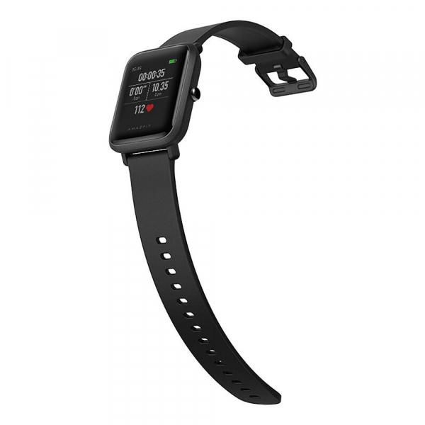Smartwatch Xiaomi Huami Amazfit Bip Lite, GPS, Bluetooth, Waterproof IP68, 1.28 inch, Giroscop, Monitorizare ritm cardiac 3