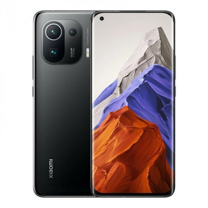 Telefon mobil Xiaomi Mi 11 Pro 12/256 Negru [0]