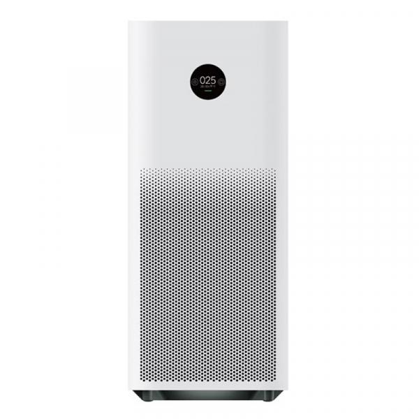 Purificator de aer Xiaomi Mi Air Purifier Pro H Alb, Display OLED, Filtru HEPA H13 cu carbune activ,600 m3/h [1]