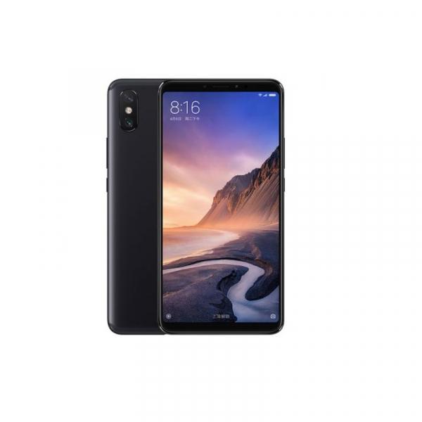 Telefon mobil Xiaomi Mi Max 3 4G, Android 9, Amprenta, Incarcare rapida, 6.9 Inch, 4GB RAM, 64GB ROM, Camera Dubla, Dual-SIM, Octa-Core 4
