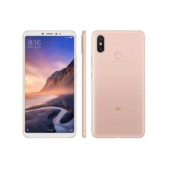 Telefon mobil Xiaomi Mi Max 3 4G, Android 9, Amprenta, Incarcare rapida, 6.9 Inch, 4GB RAM, 64GB ROM, Camera Dubla, Dual-SIM, Octa-Core 1