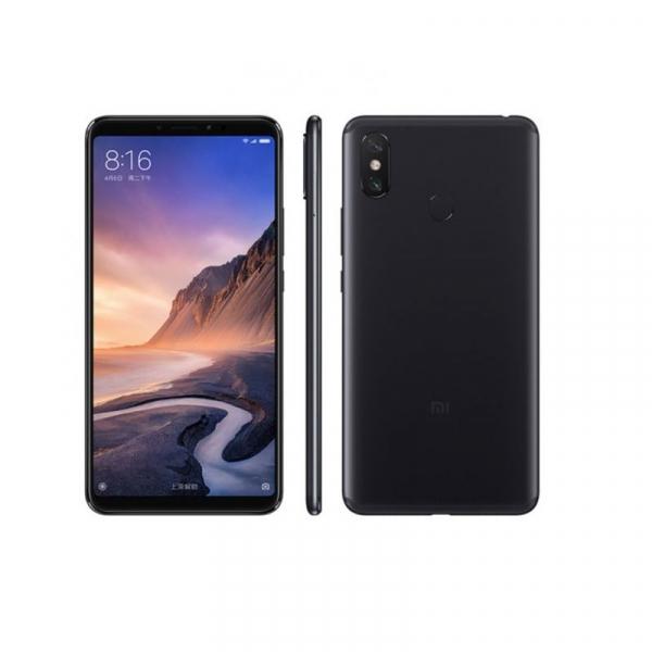Telefon mobil Xiaomi Mi Max 3 4G, Android 9, Amprenta, Incarcare rapida, 6.9 Inch, 4GB RAM, 64GB ROM, Camera Dubla, Dual-SIM, Octa-Core 3