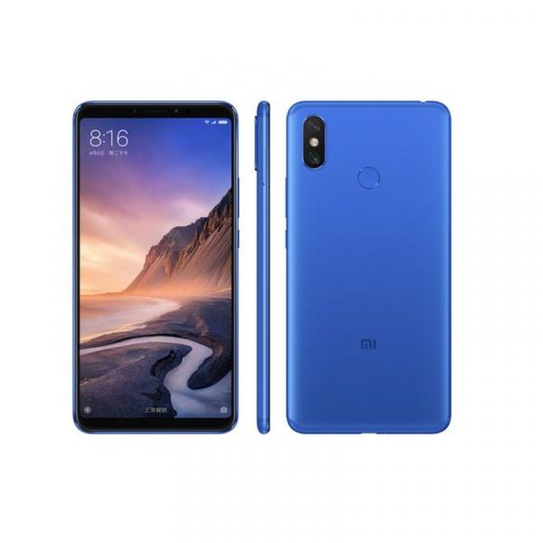 Telefon mobil Xiaomi Mi Max 3 4G, Android 9, Amprenta, Incarcare rapida, 6.9 Inch, 4GB RAM, 64GB ROM, Camera Dubla, Dual-SIM, Octa-Core 2