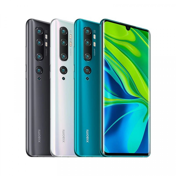 Telefon mobil Xiaomi Mi Note 10, AMOLED 6.47inch, 6GB RAM, 128GB ROM, Android 10, Snapdragon 730G, Adreno 618, Dual SIM, Octa Core, 5260mAh 0