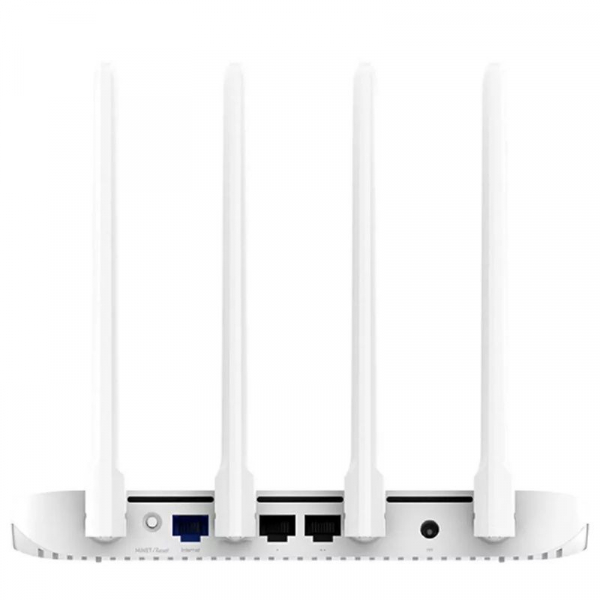 Router Xiaomi Mi Router 4A Global, Dual Band, 2.4 GHz + 5 GHz, 16 MB ROM, 64 MB DDR3, IPv6, 4 antene 2