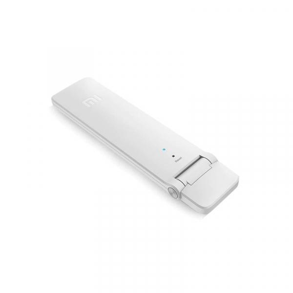 Dispozitiv pentru extinderea razeiwireless Xiaomi Mi WiFi Repeater 2, 300 Mbps, 2.4 GHz, 2 antene incorporate 4