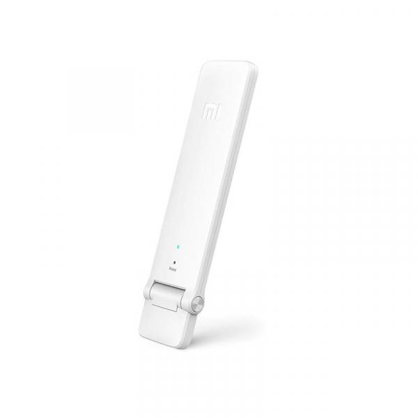 Dispozitiv pentru extinderea razeiwireless Xiaomi Mi WiFi Repeater 2, 300 Mbps, 2.4 GHz, 2 antene incorporate 3
