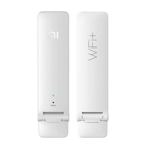 Dispozitiv pentru extinderea razei wireless Xiaomi Mi WiFi Repeater 2, 300 Mbps, 2.4 GHz, 2 antene incorporate imagine
