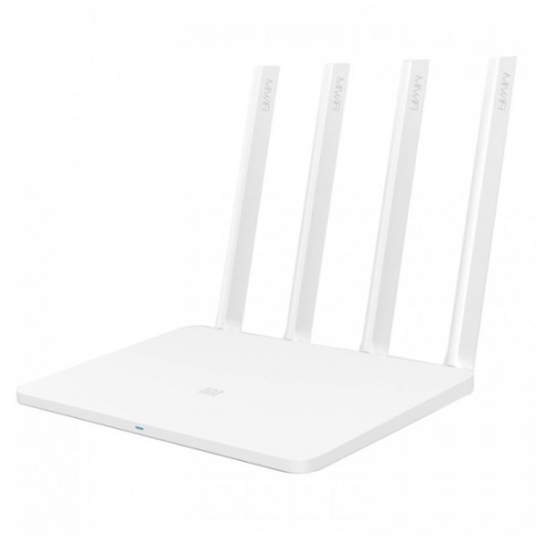 Router Xiaomi Mi WiFi Router 3 Dual Band, 1167 Mbps cu 4 antene Resigilat 0