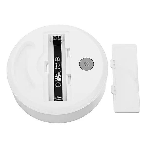 Higrotermograf Xiaomi Mijia, senzor wireless de temperatura si umiditate digital cu bluetooth, LCD 1.78inch 6