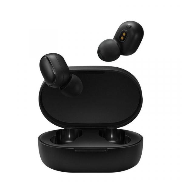 Casti wireless Xiaomi Redmi AirDots,Bluetooth 5.0, Mic, AI Control, DPS, Active Noise Cancel, Earbuds 0