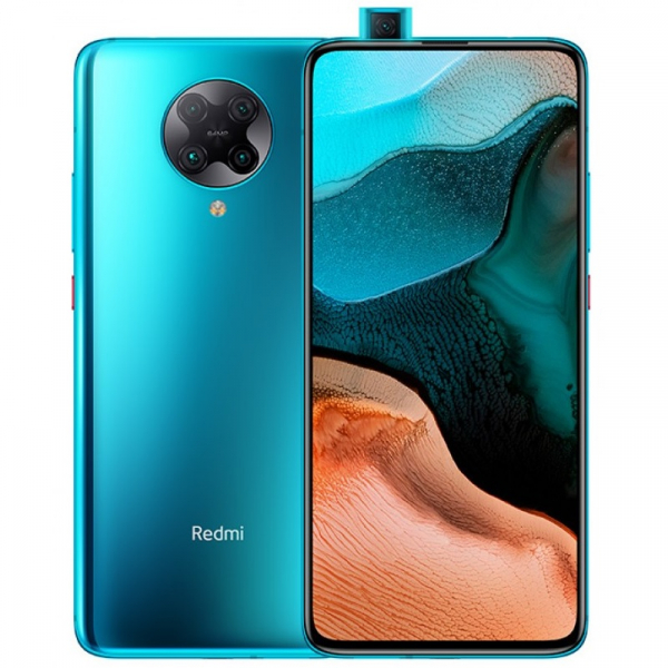 Telefon mobil Xiaomi Redmi K30 Pro, 5G, AMOLED 6.67inch, 8GB RAM, 128GB ROM, Android 10, Snapdragon865 OctaCore, Dual SIM, 4700mAh, Albastru 0