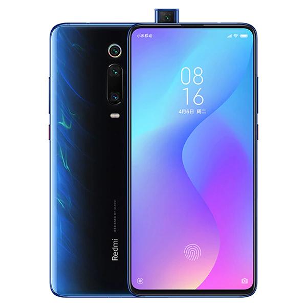 Telefon mobil Xiaomi Redmi Mi 9T, Super AMOLED 6.39 inch, 6GB RAM, 64GB ROM, Android 9.0, Snapdragon 730 OctaCore, 4000mAh,48MP Triple Camera, NFC, Global 3