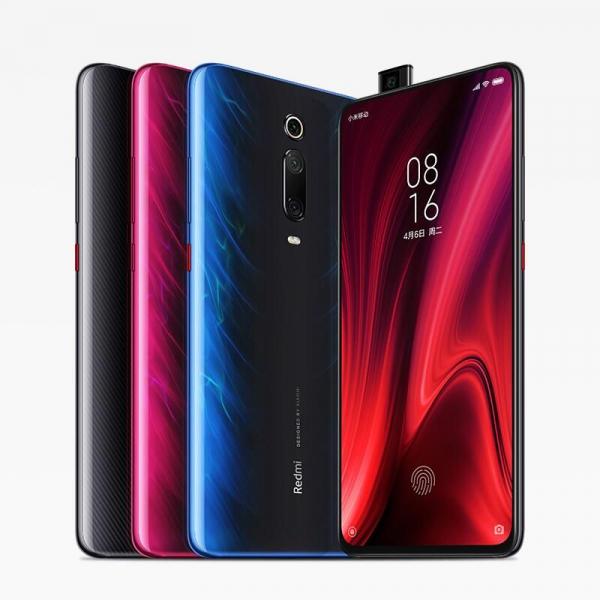 Telefon mobil Xiaomi Redmi Mi 9T, Super AMOLED 6.39 inch, 6GB RAM, 64GB ROM, Android 9.0, Snapdragon 730 OctaCore, 4000mAh,48MP Triple Camera, NFC, Global 1