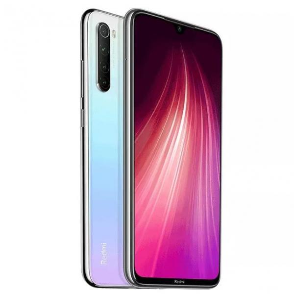 Telefon mobil Xiaomi Redmi Note 8, IPS 6.3 inch, 4GB RAM, 64GB ROM, Snapdragon 665 OctaCore, Android 9.0 cu MIUI V10, 4000mAh, Global 12