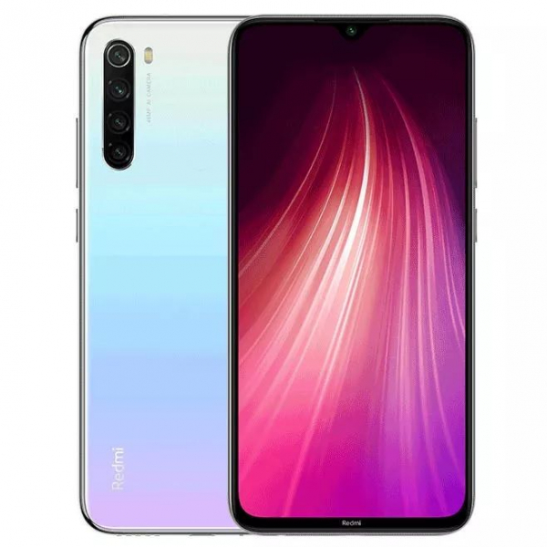 Telefon mobil Xiaomi Redmi Note 8, IPS 6.3 inch, 4GB RAM, 64GB ROM, Snapdragon 665 OctaCore, Android 9.0 cu MIUI V10, 4000mAh, Global 11
