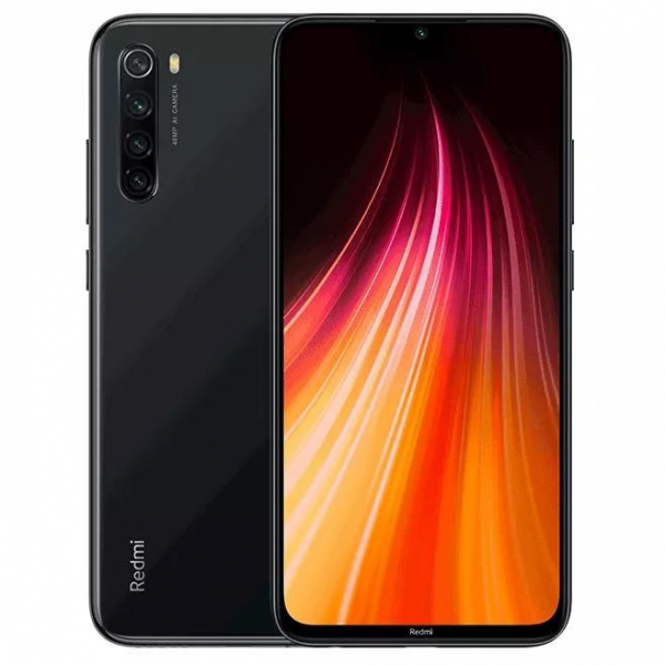 Telefon mobil Xiaomi Redmi Note 8, IPS 6.3 inch, 4GB RAM, 64GB ROM, Snapdragon 665 OctaCore, Android 9.0 cu MIUI V10, 4000mAh, Global 1