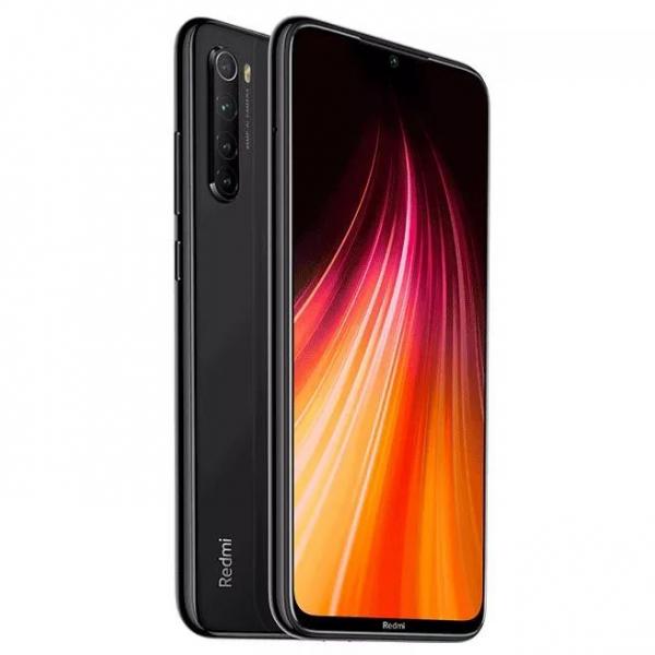 Telefon mobil Xiaomi Redmi Note 8, IPS 6.3 inch, 4GB RAM, 64GB ROM, Snapdragon 665 OctaCore, Android 9.0 cu MIUI V10, 4000mAh, Global 2