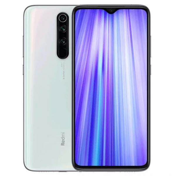 Telefon mobil Xiaomi Redmi Note 8 Pro, 6.53 inch, Helio G90T,6GB RAM, 128GB ROM, Android 9.0 cu MIUI V10, Octa-Core, 4500mAh, Global 10